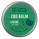 Lazarus Naturals CBD salve balm 1200mg Soothing mint